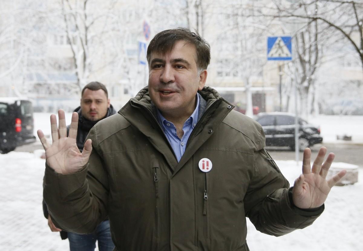 На Украине завели дело на судью за отказ арестовать Саакашвили