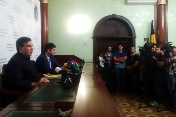 Одесскую прокуратуру возглавил Сакварелидзе
