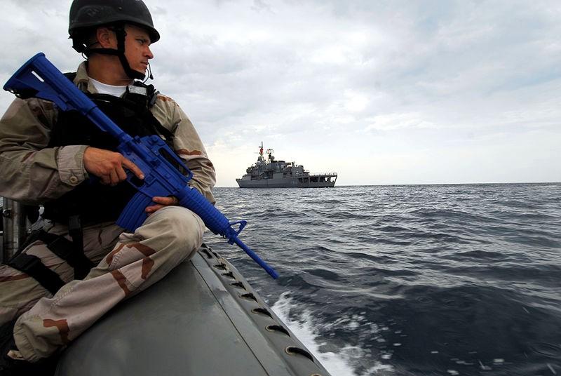 В Черном море стартуют крупные международные военно-морские учения