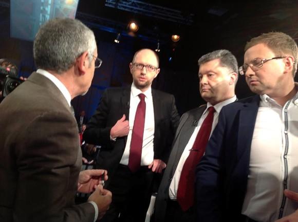 ЧП в студии «Шустер-Live»: Лидеров оппозиции не пускали в эфир