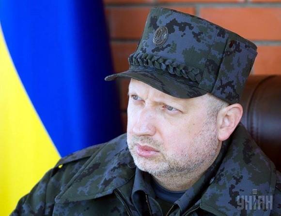Турчинов сообщил, когда объявят очередную мобилизацию в Украине
