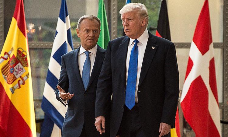 Туск: G7 неизменит санкционную политику вотношении РФ