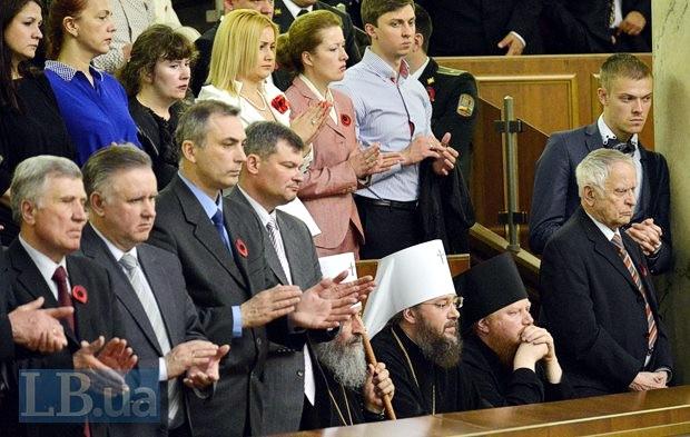 В УПЦ МП пояснили, почему Онуфрий не почтил память бойцов АТО