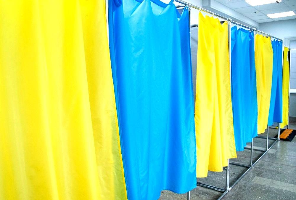 Явка на местных выборах в Украине составила около 37%