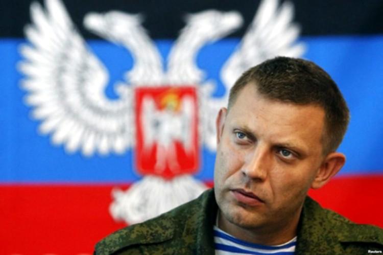 Захарченко согласился на встречу с Савченко