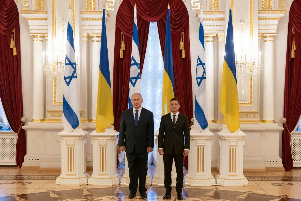 Зеленский призвал Израиль признать Голодомор геноцидом украинского народа