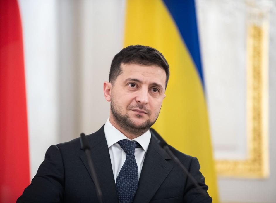 Зеленский требует от Путина назвать дату «слива» Донбасса