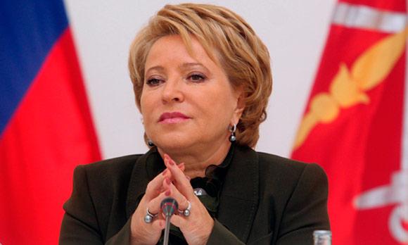 Спикер Совета Федерации не видит необходимости в миротворцах в Украине