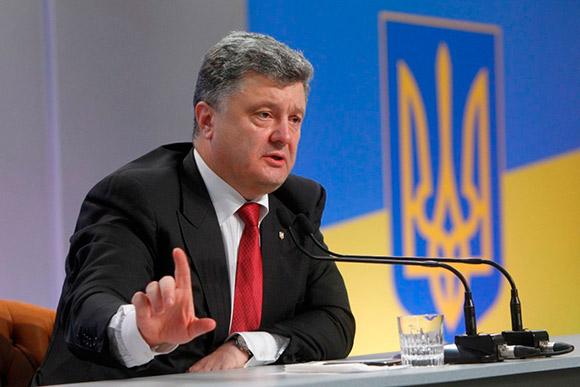 Порошенко: Путина интересует нестабильность во всей Украине