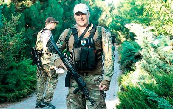 Аваков назначил начальником милиции Киевской области замкомбата «Азова»