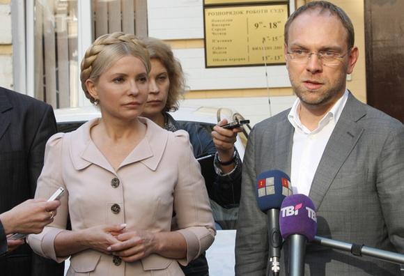 Рассмотрение дела Тимошенко перенесли на 4 июля