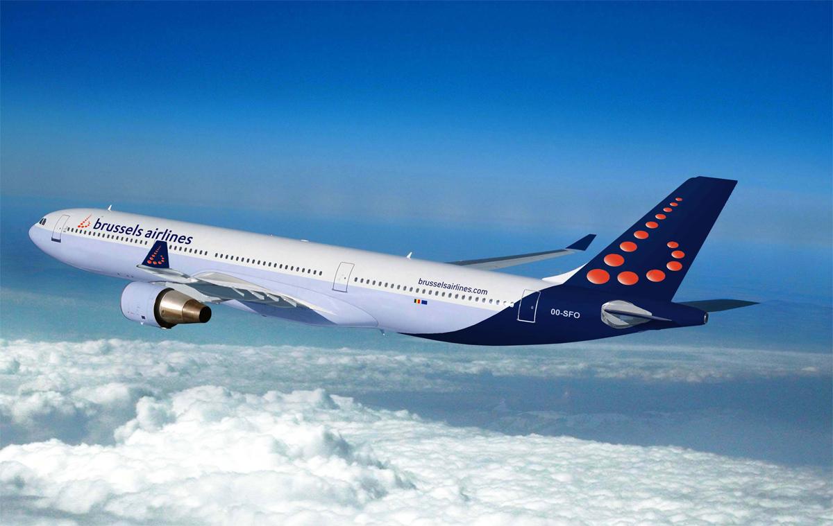 Brussels Airlines начинает летать в Киев