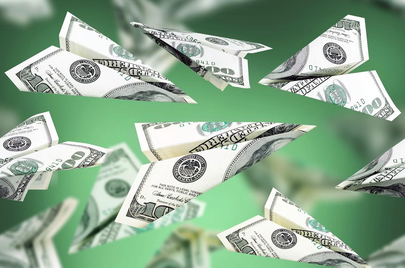 В Украину в 2020 году поступил рекордный объем денежных переводов