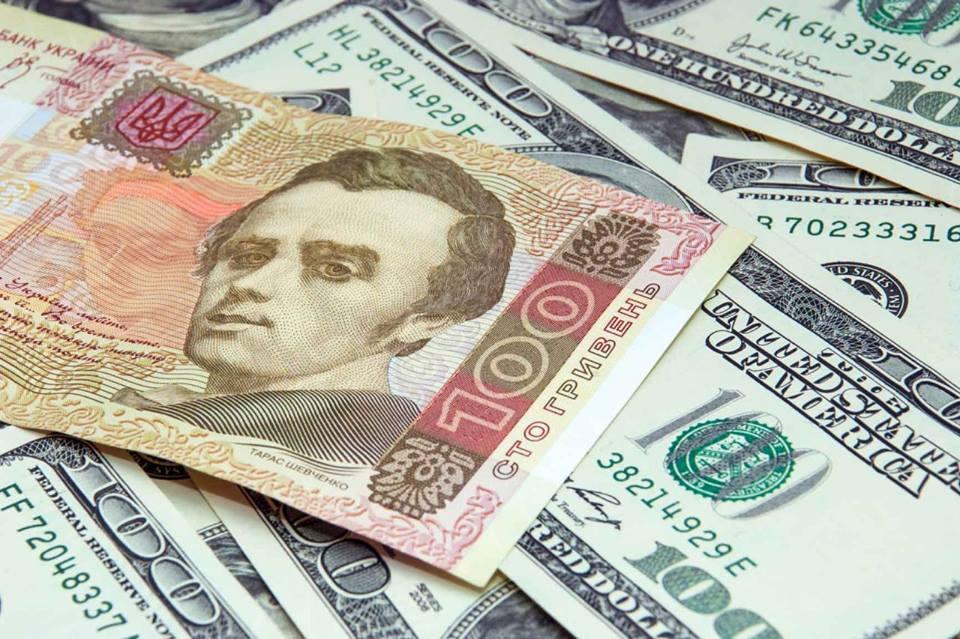 До конца года Украина должна выплатить $3,3 млрд госдолга