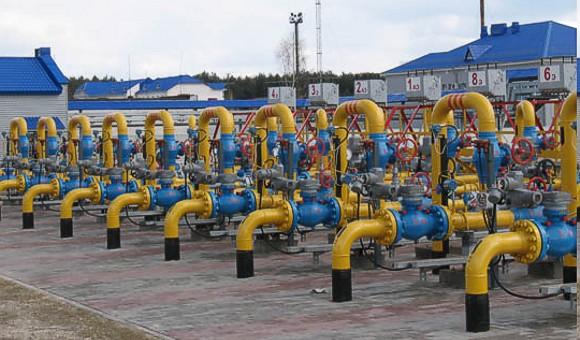 ПХГ Украины могут хранить для Европы до 15 млрд кубометров газа
