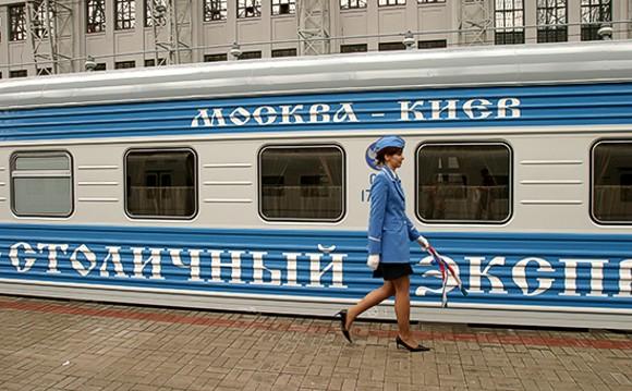 В России отменяют поезда в Украину