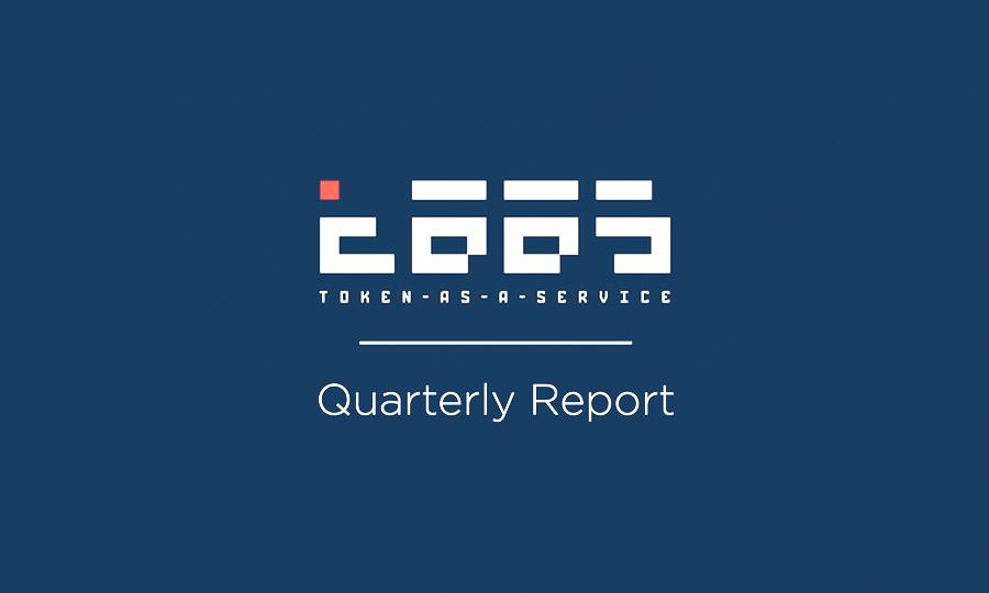 Закрытый инвестиционный фонд TaaS опубликовал отчет за первый квартал после ICO
