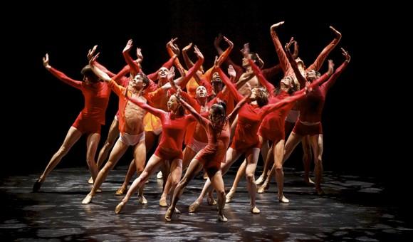 В Киев приехал балет COMPLEXIONS CONTEMPORARY BALLET
