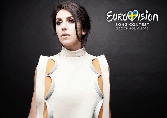 Джамала победила в первом полуфинале отбора на Евровидение