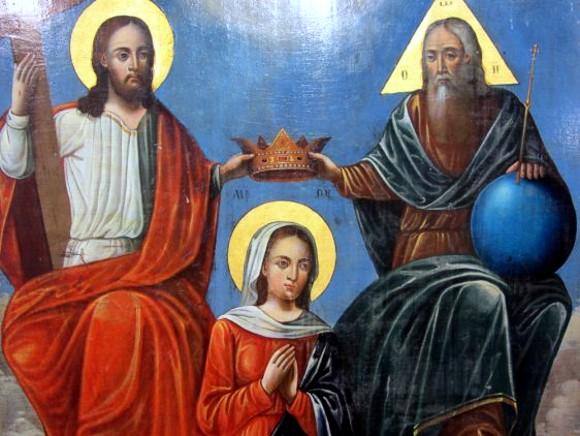 В Донецке проходит выставка древних икон  из частных коллекций