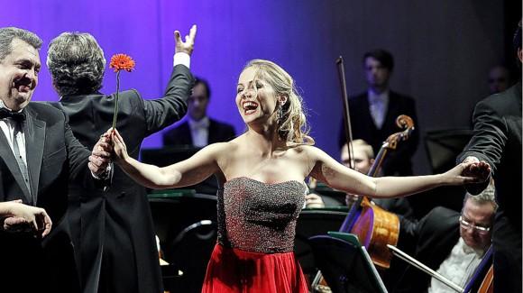 Украинские мастера оперного искусства собрали аншлаг в Москве