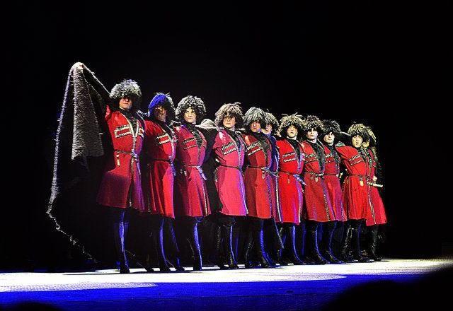 Грузинский Национальный балет «Сухишвили» отказался выступать вКрыму
