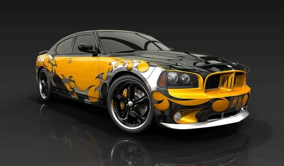 В конце марта в Киеве состоится первая в Украине международная выставка тюнингованных автомобилей