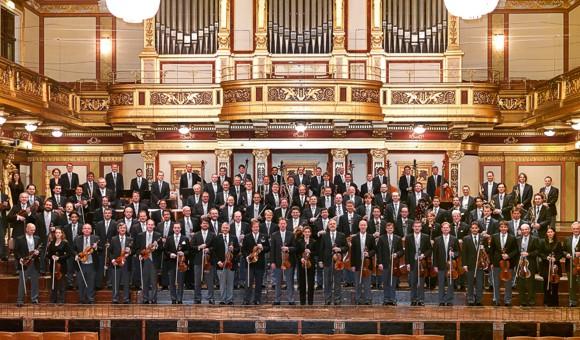 Впервые в Киеве состоится концерт Венского филармонического оркестра