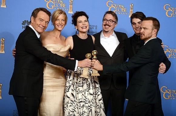 В Лос-Анджелесе прошла <nobr>71-я</nobr> церемония вручения премии «Золотого глобус»