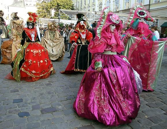Во Львове начался фестиваль «Золотой лев»