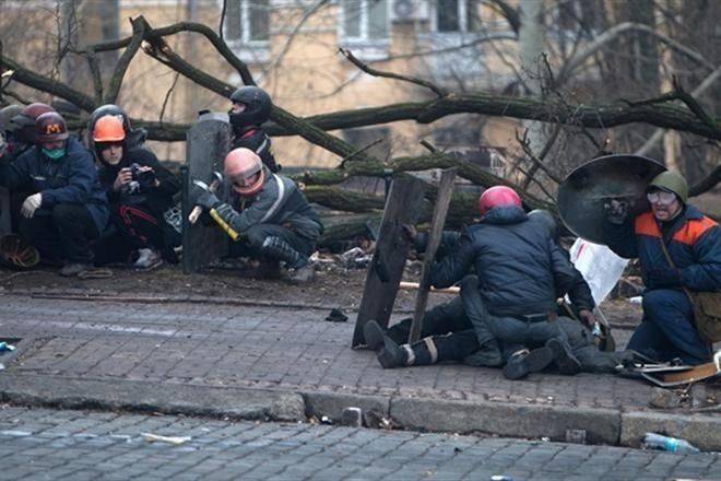 Арестованы подозреваемые в убийстве 70 героев «Небесной сотни»