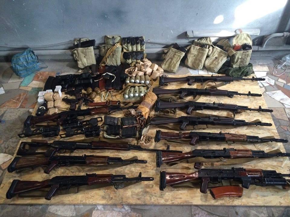 СБУ задержала банду террористов в Харькове