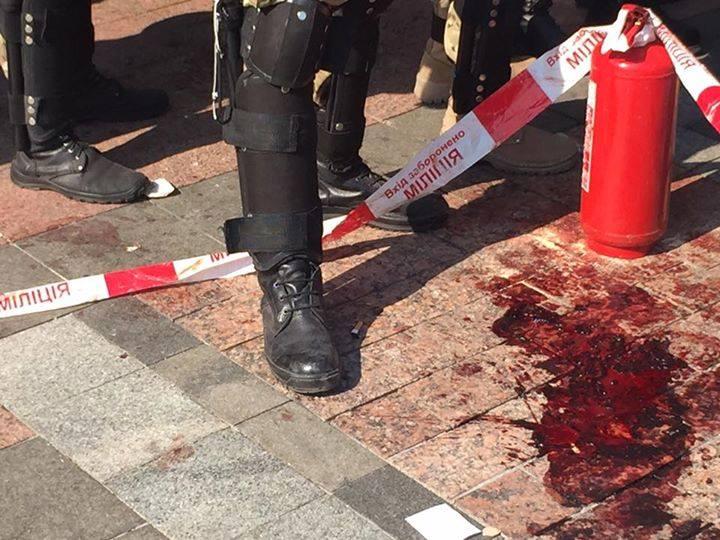 Боец Нацгвардии умер от полученного под Радой осколочного ранения