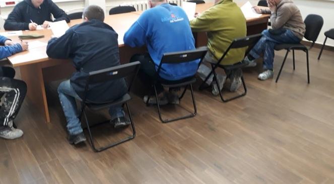 В Польше задержали нелегалов из Украины
