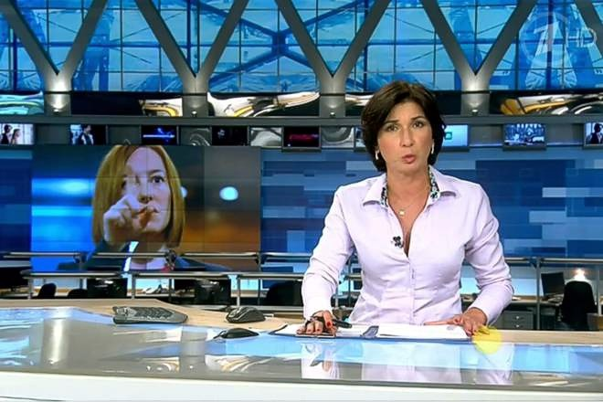 «Первый канал» признал, что сюжет про распятого мальчика был фейком