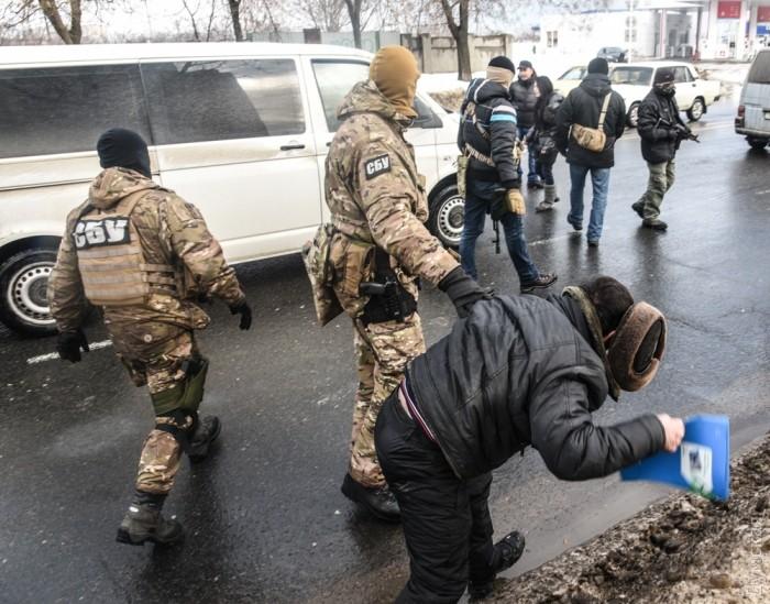 В Одессе произошли столкновения между бойцами Альфы и вьетнамцами