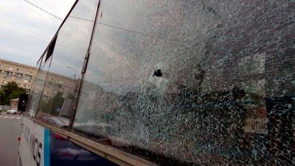 Из-за стрельбы по маршруткам в Харькове объявлен план-перехват
