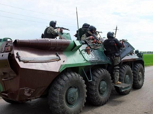 Штурм террористов в Славянске: разблокированы 3 блокпоста, убиты 5 террористов