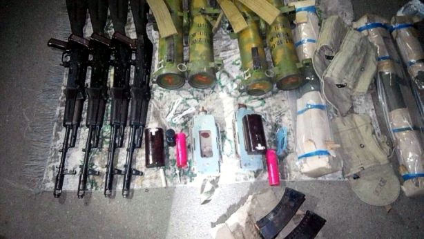 СБУ: В Мариуполе задержана диверсионная группа, готовивших теракты на стратегических объектах города