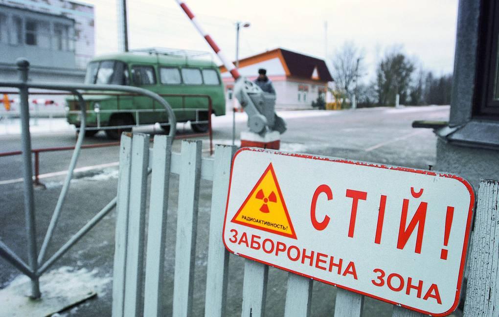 Беларусь закроет границу с Украиной вдоль Чернобыльской зоны