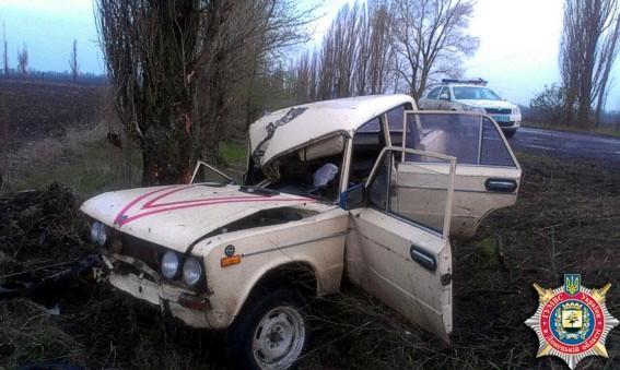 В ДТП под Донецком погибли трое военных, двое — в тяжелом состоянии