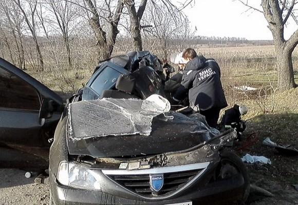 В ДТП на Луганщине погибли 5 человек, среди них годовалый ребенок