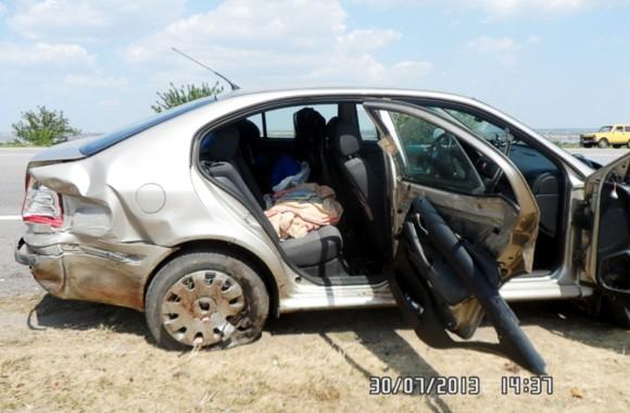 В ДТП под Одессой погибли двое россиян, травмирован 2-х летний ребенок