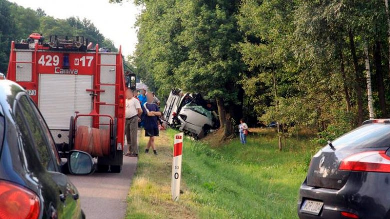 В Польше разбился украинский автобус: 4 жертвы, 21 раненый