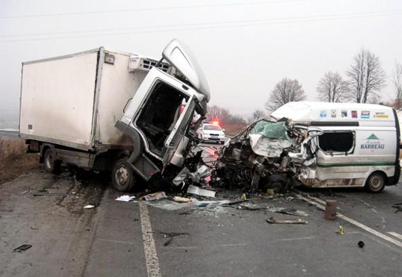 ДТП под Ровно: Четверо погибших и пятеро пострадавших