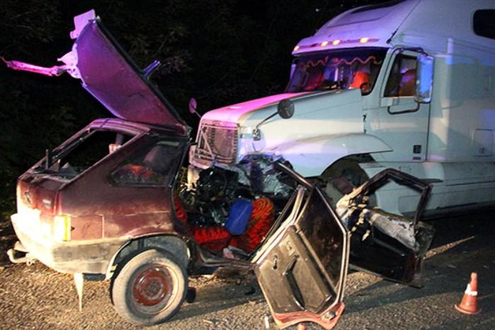 В Винницкой области в ДТП погибли четыре человека