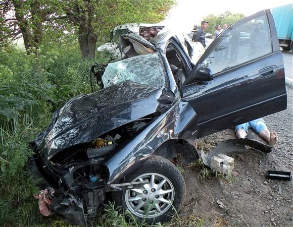 Авария на трассе Одесса–Николаев: два человека погибли