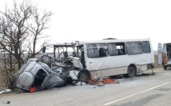Смертельное ДТП в Крыму произошло из-за гонок двух джипов