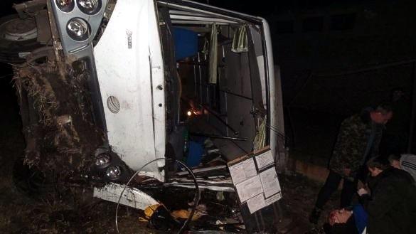 МВД опубликовало фото ужасной аварии в Броварах на мосту