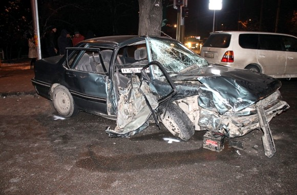 ДТП в Крыму: погибли двое граждан Молдовы